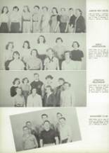 1955 Camden High School Yearbook Page 82 & 83
