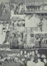 1955 Camden High School Yearbook Page 84 & 85