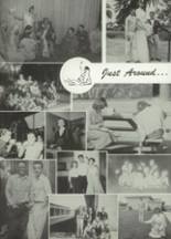 1955 Camden High School Yearbook Page 86 & 87