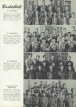 1955 Camden High School Yearbook Page 98 & 99