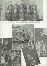 1955 Camden High School Yearbook Page 100 & 101