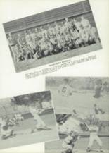 1955 Camden High School Yearbook Page 106 & 107