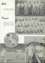 1955 Camden High School Yearbook Page 108 & 109