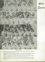 1955 Camden High School Yearbook Page 110 & 111