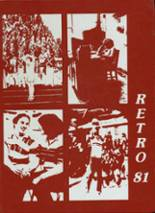 1981 Yearbook Wapakoneta High School