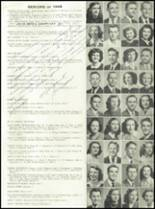 1948 Enid High School Yearbook Page 50 & 51