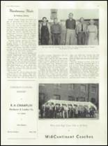 1948 Enid High School Yearbook Page 66 & 67