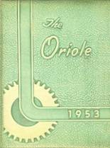 1953 Yearbook South High School