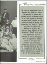 1998 Kennedale High School Yearbook Page 22 & 23
