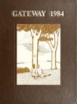 1984 Yearbook Frontier High School