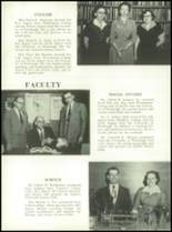1955 Aspinwall High School Yearbook Page 16 & 17