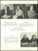 1955 Aspinwall High School Yearbook Page 18 & 19