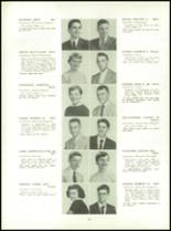 1955 Aspinwall High School Yearbook Page 24 & 25