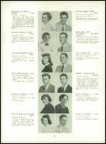 1955 Aspinwall High School Yearbook Page 28 & 29