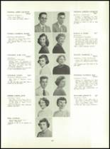 1955 Aspinwall High School Yearbook Page 30 & 31
