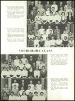 1955 Aspinwall High School Yearbook Page 32 & 33