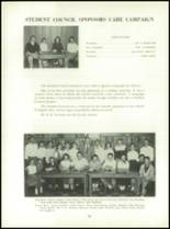 1955 Aspinwall High School Yearbook Page 38 & 39