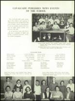 1955 Aspinwall High School Yearbook Page 40 & 41