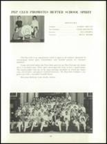1955 Aspinwall High School Yearbook Page 42 & 43