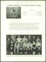 1955 Aspinwall High School Yearbook Page 44 & 45