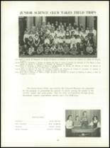 1955 Aspinwall High School Yearbook Page 50 & 51