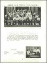 1955 Aspinwall High School Yearbook Page 52 & 53