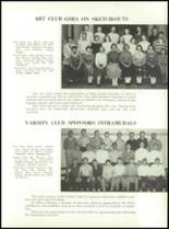 1955 Aspinwall High School Yearbook Page 54 & 55