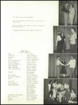 1955 Aspinwall High School Yearbook Page 62 & 63