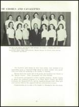 1955 Aspinwall High School Yearbook Page 66 & 67