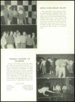 1955 Aspinwall High School Yearbook Page 70 & 71