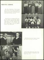 1955 Aspinwall High School Yearbook Page 72 & 73