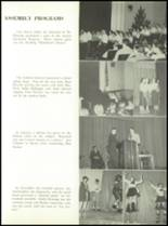 1955 Aspinwall High School Yearbook Page 74 & 75