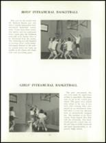 1955 Aspinwall High School Yearbook Page 82 & 83