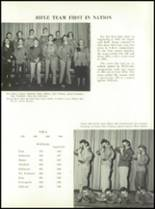 1955 Aspinwall High School Yearbook Page 84 & 85