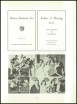 1955 Aspinwall High School Yearbook Page 102 & 103