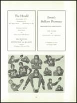 1955 Aspinwall High School Yearbook Page 104 & 105