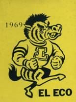 1969 Yearbook Lincoln High School