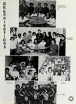 1987 Northwood Middle School Yearbook Page 10 & 11