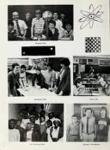 1987 Northwood Middle School Yearbook Page 12 & 13