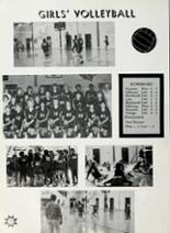 1987 Northwood Middle School Yearbook Page 20 & 21