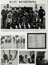 1987 Northwood Middle School Yearbook Page 22 & 23