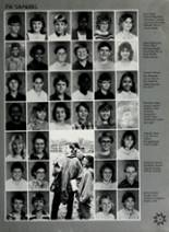 1987 Northwood Middle School Yearbook Page 24 & 25