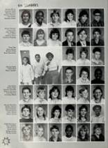 1987 Northwood Middle School Yearbook Page 36 & 37