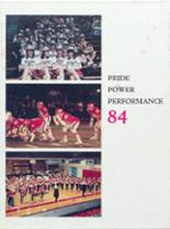 1984 Yearbook Jefferson High School