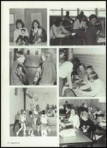 1986 Baird High School Yearbook Page 14 & 15