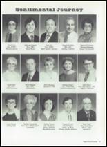 1986 Baird High School Yearbook Page 18 & 19