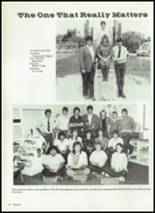1986 Baird High School Yearbook Page 22 & 23