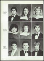 1986 Baird High School Yearbook Page 24 & 25
