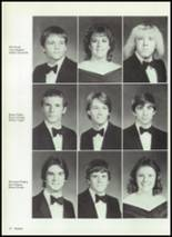 1986 Baird High School Yearbook Page 26 & 27