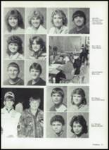 1986 Baird High School Yearbook Page 34 & 35
